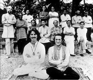 George Harrison Pandit Ravi Shankar Musicians